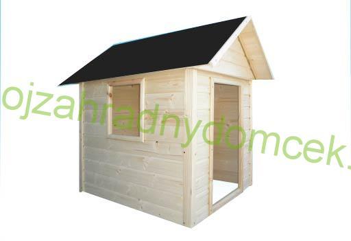 5b8109f0e4651 Domčeky DETSKÉ | Detský drevený záhradný domček ALEX 1,4 x 1,4m ...
