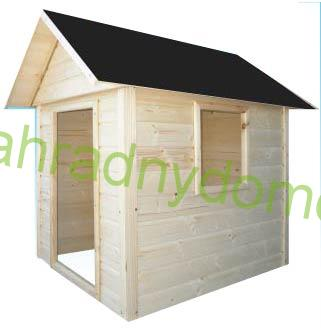664fa1cf15eee Domčeky DETSKÉ | Detský drevený záhradný domček ALEX II - 1,7 x 1,7 ...