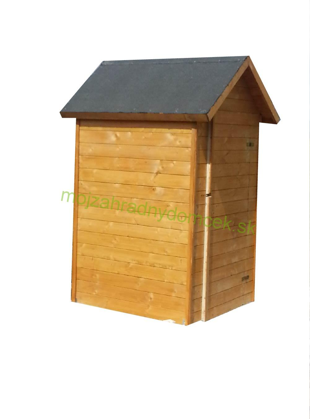 9e05cbf71c214 Domčeky do plochy 4m2 | Záhradný drevený domček 1,5x1,5m, (19mm ...